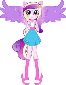 My Little Pony Princess Cadence Human Equestria Girls