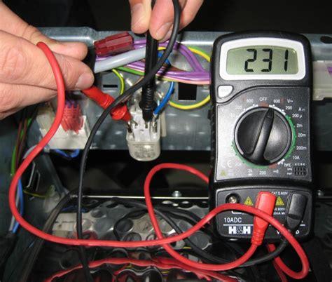 suche des elektrikfehler kondenstrockner siemens wt