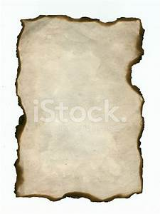 Old Burnt Paper Background stock photos - FreeImages.com