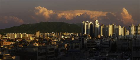 daegu city  south korea thousand wonders