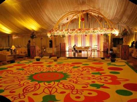 Pakistan wedding stage decorations YouTube