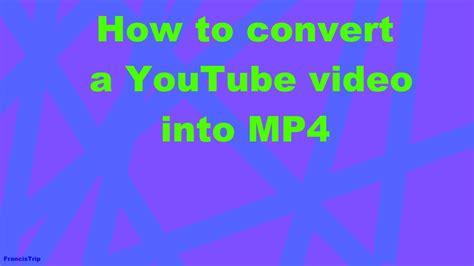 convert  youtube video  mp   youtube