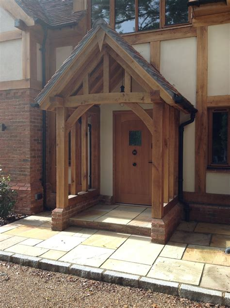 Timber Porch Kits by Timber Frame Porches