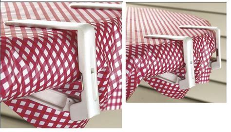 tablecloth clips set   spring loaded clips cloth