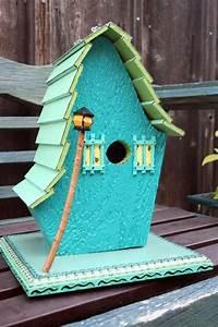 Build Bird House Itself  U2013 Diy Instructions And 40 Ideas