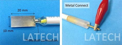 pt plate electrode product detail latech singapore leading lab consumable supplier