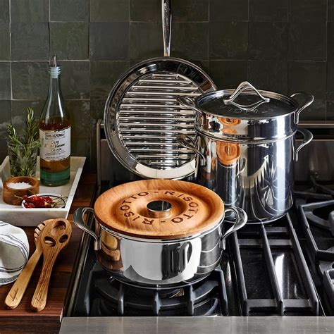 lagostina risotto pan williams sonoma au