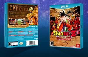 Dragon Ball Z The Legacy Of Goku Hd Wii U Box Art Cover