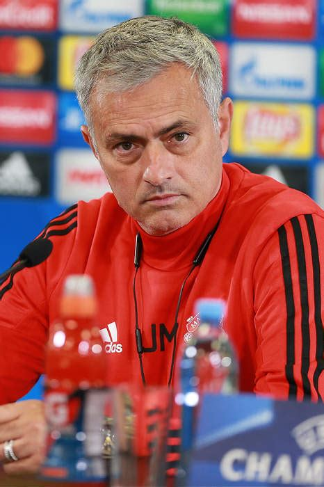 José Mourinho Facts and News Updates | One News Page