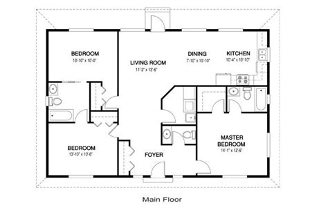 elegant floor plans  open concept homes  home plans design