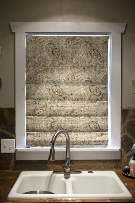 Blackout Curtain Lining by Roman Shade A Pinterest Project The Daily Haley