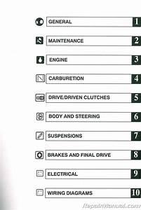 2002 Polaris Rmk And Sks Service Manual