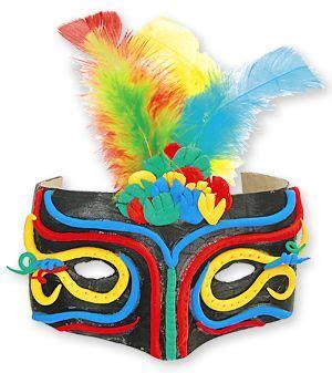 mask zart easy craft activities primary 221 | 6455cea6395ef284a7535c013afcfa02