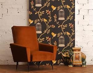 Fauteuil Années 50 : fauteuil meuble meubles ann es 50 vintage r tro unique ~ Dallasstarsshop.com Idées de Décoration