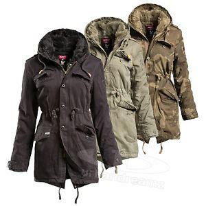 bundeswehr kostüm damen surplus vintage damen raincheater 2in1 jacke bundeswehr parka regen mantel ebay