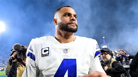 reassurances dak prescotts future  cowboys