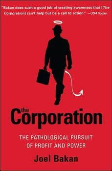 The Corporation | Book by Joel Bakan | Official Publisher ...
