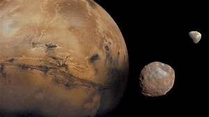 Mars Moon Probe: Will These Two Nations Land On Phobos ...