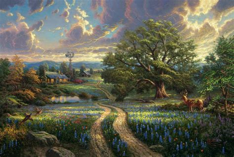 Country Living  The Thomas Kinkade Company