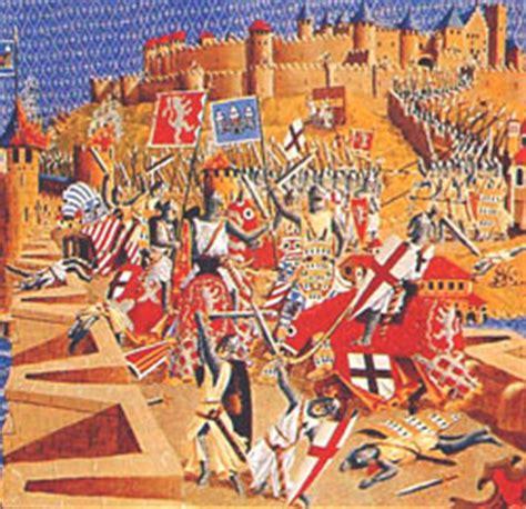 siege of carcassonne capétiens catharisme entre légende et réalité