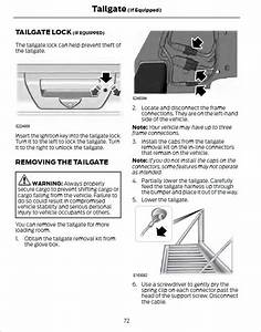 Tailgate Removal