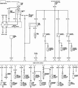 Honda Prelude Engine Wiring Diagram