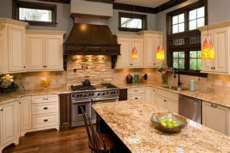 backsplash with white cabinets and light granite colorful kitchen backsplash ideas matching colour and