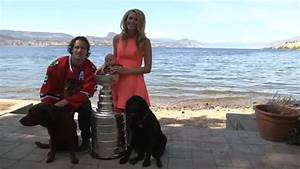 Duncan Keith, his wife, Kelly-Rae, their son, Colton, and ...