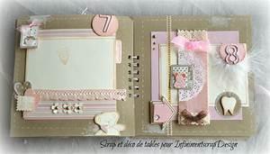 Album Photo Fille : album b b scrap et d co de tables ~ Teatrodelosmanantiales.com Idées de Décoration