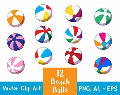 Clipart Balls Clip Ball Pool Objects Toy