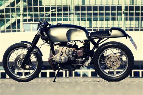 Custom Bmw Café Racer By Urban Motor