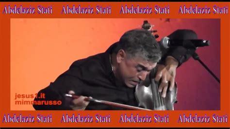 عندما يجن الكمان على يد ملك الكمان الستاتي عبد العزيز
