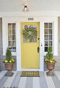 20+ Front Door Ideas – Craftivity Designs