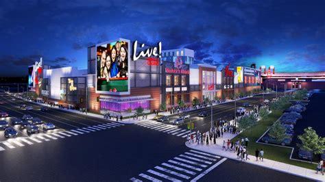 casino philadelphia hotel dc washington boat stadium missed second street md games