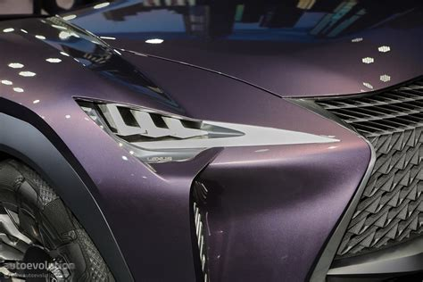 lexus ux crossover will go to production the 2019 lexus ux production ready crossover teased with