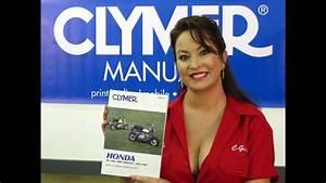 Clymer Manuals Honda 50