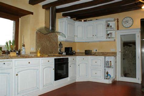 cuisines dieppe photo cuisine blanche cuisine blanc bois cuisiniste rouen