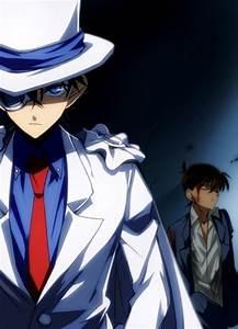 Magic Kaito Detective Conan kaito kid by bUtTeRfLy cOrE ...