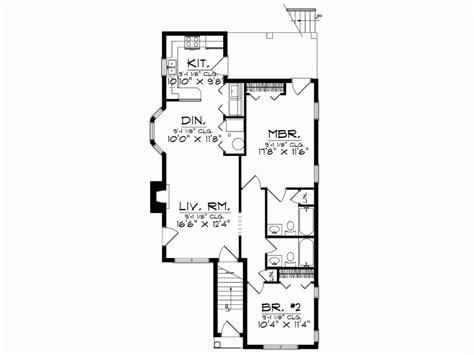 duplex floor plans for narrow lots duplex plans for small lots studio design gallery