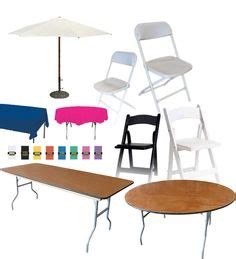 1000 images about tables and chair rental on