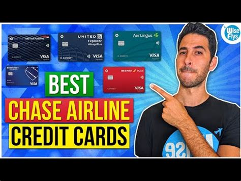 See our top picks of 2021 and find the right credit card for your favorite airlines. Best Chase Airline Credit Cards 2020 | Credit Card Review - YouTube