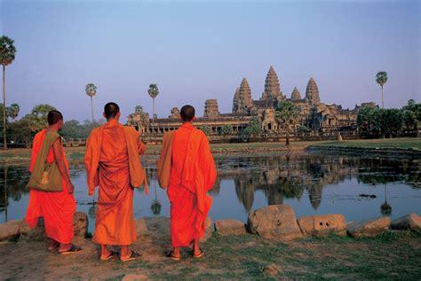 voyage découverte laos cambodge des temples d 39 angkor au