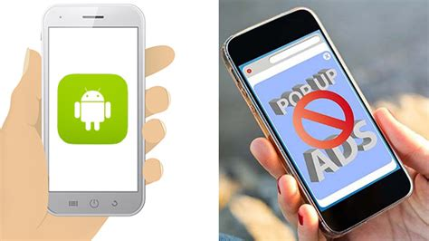 how to block intrusive ads and pop ups on android gizbot news