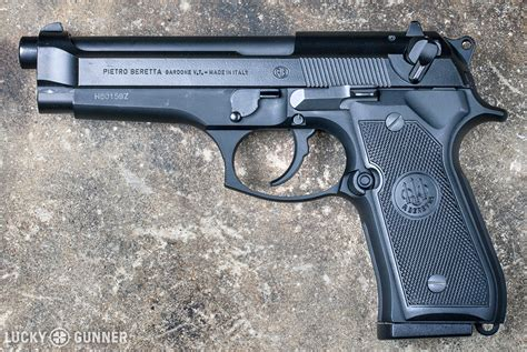 Optimizing the Beretta 92 for Self-Defense - Lucky Gunner ...