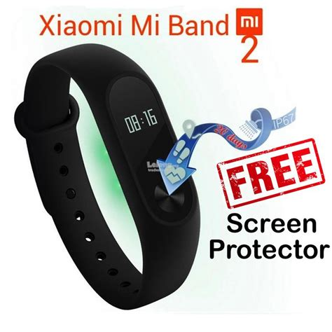 new arrival xiaomi mi band 2 oled original free 2 screenguard sp1180 xiaomi mi band 2 beat touch ol end 6 21 2019 2 15 pm