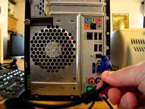 ordinateur de bureau compaq comment brancher un ordinateur de bureau avec ses