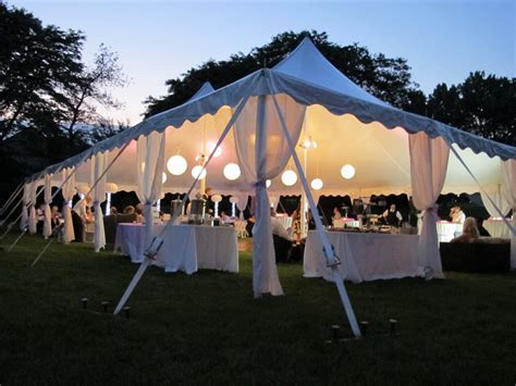 Tent Leg Draping   Blue Peak Tents, Inc.