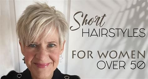 short hairstyles  women    easy haircuts