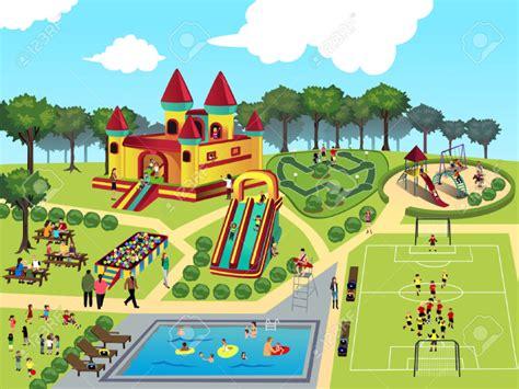 Park Clip Best Park Clipart 12872 Clipartion