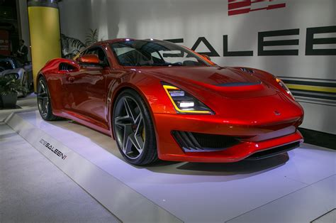 saleen  unveiled    price tag